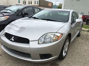 2009 Mitsubishi Eclipse Coupe (2 door), new safety