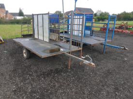 Sheep turnover crate in Scotland | Plant & Tractor Parts for