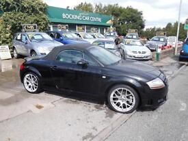 Audi TT Roadster 3.2 ( 250ps ) 4X4 Roadster DSG 2005 quattro AUTO FULL MOT