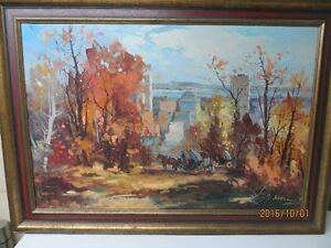 Peintre  G.Marich