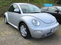 Volkswagen Beetle 2.0 2003MY low mileage