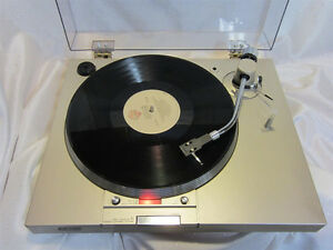Sony Turntable PS-T1 direct drive, conserved, works well $75.00