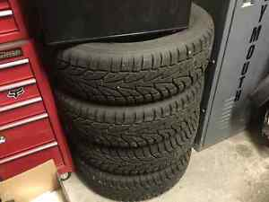 215 60r 17 winter tires on steel rims