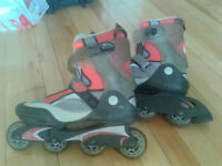 Roller/Patins de roller hockey