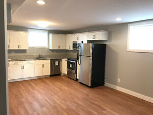 Brand New 2 Bedroom Basement Suite!