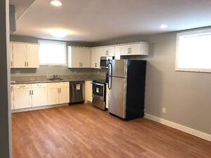 Brand New 2 Bedroom Basement Suite!