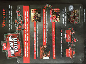 MILWAUKEE TOOLS - 1 DAY SALES EVENT!!!