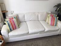 3/4 Seat Habitat Sofa