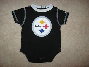 Pittsburgh Steelers NFL Baby Onesie