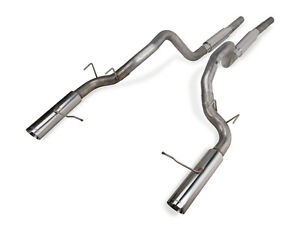 Pypes Pype-Bomb Super System Cat-Back Exhaust 11-14 mustang GT