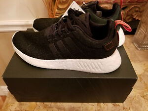 Adidas NMD R2 Core Black 9.5