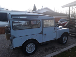 1958 Land Rover series 1