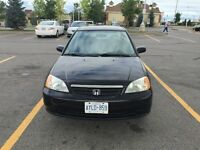 2002 Honda Civic LX-G , 4 dr, Excellent condition, E-tested