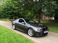 BMW 3 Series 325d (3.0) M Sport Coupe