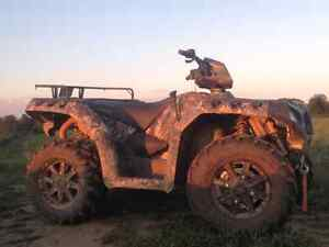 2015 Polaris Sportsman 1000 Peterborough Peterborough Area image 2