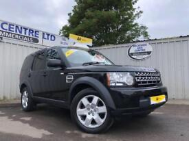 Land Rover Discovery 4 2.7TDV6 auto COMMERCIAL VAN