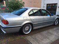 96 BMW 730i e38