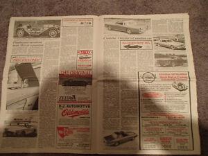 OLD AUTOS - No 20 October 18, 1999 - A canadian Newspaper for th Sarnia Sarnia Area image 7