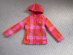 Girls xmtn Fall Coat - Size 4/5