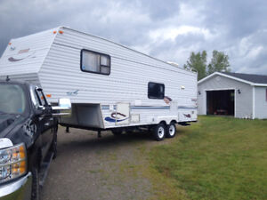 2000 26ft JAYCO EAGLE 5TH  WHEEL