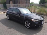 2015 BMW 1 Series 1.5 116d Sport Sports Hatch 3dr (start/stop)