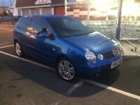 Vw polo 1.9 tdi sport may swap for vw estate