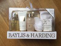 Baylis and Harding luxury gift set.