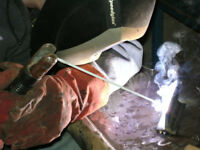 Fusion Welding Services and Repair
