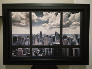 Manhattan Picture and Frame