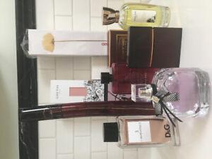 Parfums à vendre 300$