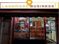 PIZZA, KEBAB, CHICKEN CENTRE IN MAIDA , AD REF : RB290