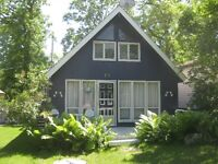 Cottage for rent, Sept is a beautiful month in the park!