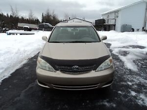 2002 Toyota Camry (Great for parts) St. John's Newfoundland image 2