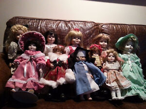 Antique Dolls Needed Gone