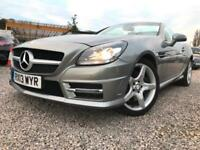 Mercedes SLK 1.8 SLK 250 BLUEEFFICIENCY AMG SPORT