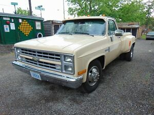 1986 Chevy Dually