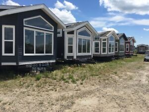 2 AND 1  Bedroom Park Models STOCK SALE