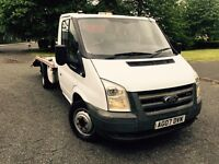 Ford Transit 2007 Recovery