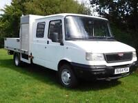 LDV Convoy DROPSIDENO VAT TO PAY