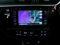 2018 Toyota Auris 1.8 Hybrid Icon Tech TSS 5dr CVT HATCHBACK Petrol/Electric Hyb