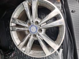 "Genuine 17"" Mercedes Alloy Wheel (single)"
