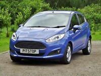 Ford Fiesta 1.2 Zetec 5dr PETROL MANUAL 2013/13
