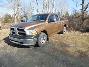 2012 Dodge Power Ram 1500 st Pickup Truck reduced to $19999.00