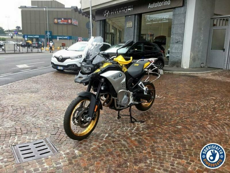 BMW F 850 GS  Adventure Exclusive Abs