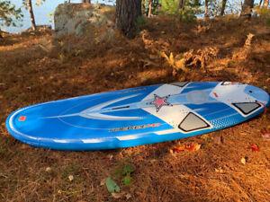 Tabou Rocket 140 windsurf board