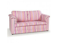 Pull out Sofa Bed (Double) and fold out Chair Bed (Single)