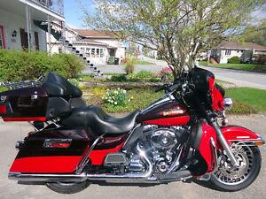 Harley Davidson FLHTK Limited 2010