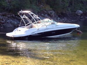 24' Bow Rider and Moorage