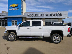 *** 2017 Sierra 2500 -- Summit White ***