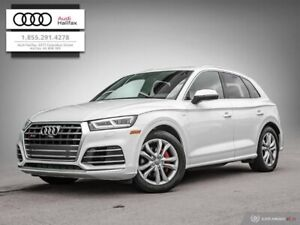 2018 Audi SQ5 Technik